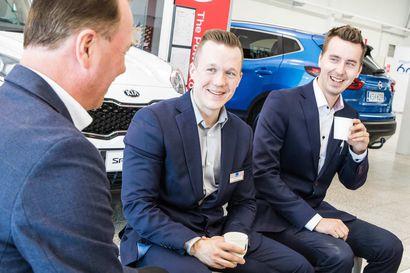 Unelmana työt autoilun muuttuvalla alalla? Keminmaan Pörhö etsii huipputiimiinsä jälkimarkkinoinnin päällikköä ja automyyjiä