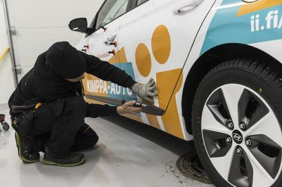 Iissä voi kohta vuokrata käyttöönsä sähköauton – kunnan henkilöstön auto pääsee ajeluille myös viikonloppuisin