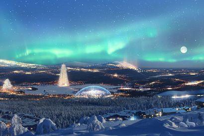 Rovaniemelle suunnitellulla miljardin euron Joulupukin valtiolla on pitkä matka tarusta todeksi –hankeyhtiöltä loppui rahat jo heti alussa, mutta toivoa on taas