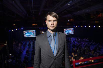 Heikki Autto Rovaniemeltä kokoomuksen puoluevaltuuston johtoon