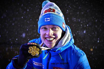 Iivo Niskanen oli 2010-luvun ykkösurheilija Suomessa