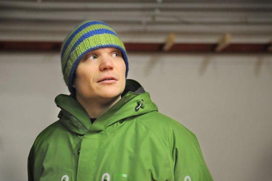 Mikko Wendelin menehtyi äkilliseen sairauskohtaukseen.