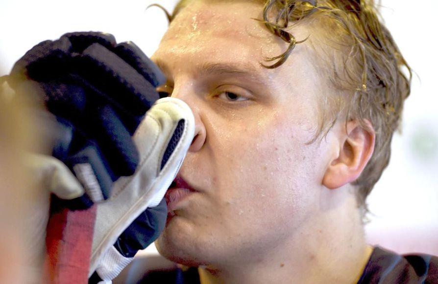 Markus Nutivaaran ura sai uuden suunnan keväällä 2013, kun hän palasi kotikonnuille ja liittyi Kärppien organisaatioon.