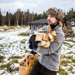 Keskeltä erämaata löytyi Onnela – Petri Kokkosesta piti tulla jääkiekkoilija, nyt hän asuu tiettömien taipaleiden takana Inarijärven rannalla