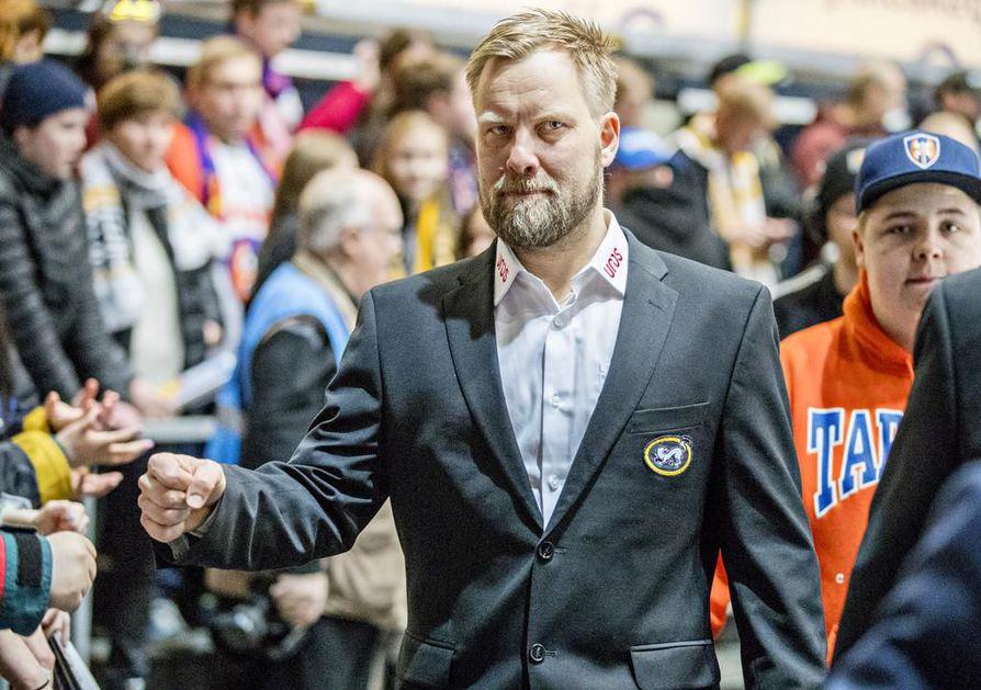 Kärpät jätti Mikko Mannerille jatkosopimustarjouksen jo loppukesästä.