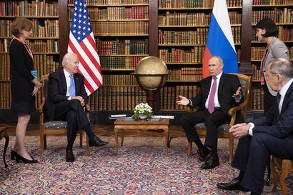 Onnelliset päivät palasivat Yhdysvaltain ja vapaan Euroopan välille – maanosan etu on sekin, jos Biden ja Putin ymmärtävät toisiaan paremmin