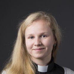 Oulunsalon seurakuntapastori Hanna kertoo kevään aikuisten rippikoulusta ja kysymyksistä taivaan ja maan välillä