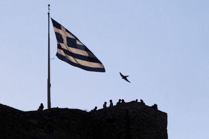 Kreikan pääministeriksi ensi kertaa nainen