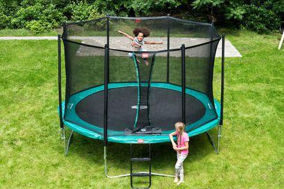 """""""Turvallisuudesta ei kannata tinkiä"""" – Näin tunnistat laadukkaan trampoliinin"""