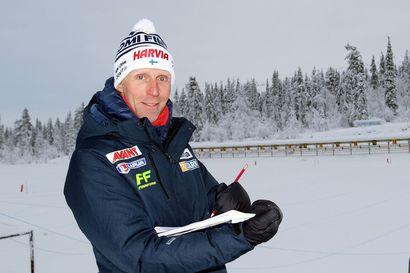 Jonne Kähkönen jatkaa ampumahiihtomaajoukkueen päävalmentajana