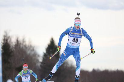 Tero Seppälä nousi 25:nneksi Nove Mestossa
