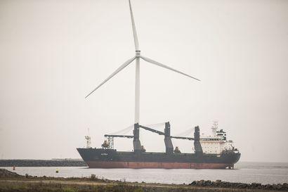 Kalajoen sataman toimitusjohtaja siirtyy Raahen satamaan