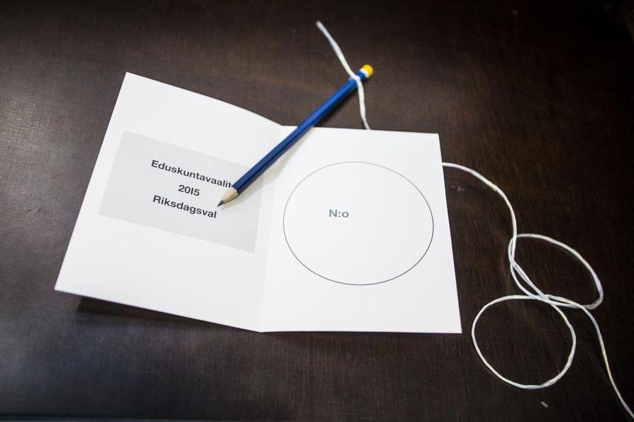 Äänestäjillä on valmiutta aktivoitua, kunhan vaalien asiakysymykset ovat kohdillaan.