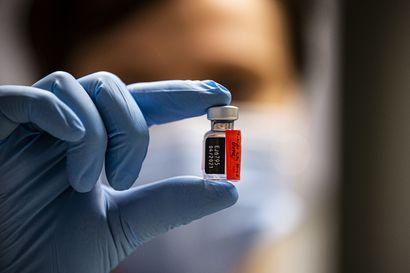 """Yli kaksi prosenttia rokotettu – Johtajaylilääkäri Juha Korpelainen: """"Arvioni mukaan koko väestö on rokotettu ensi syksyyn mennessä"""""""