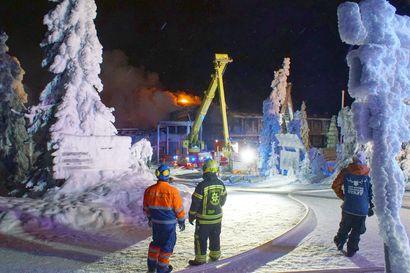 Palo- ja pelastushälytykset lisääntyivät Pudasjärvellä– liikenneonnettomuustehtävät muualla kasvussa, täällä vähenivät selvästi
