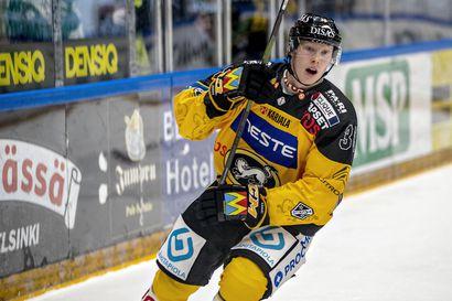 Nuoret Leijonat aloitti jääkiekon MM-kisat voitokkaasti, kun Saksa kaatui luvuin 5–3 – Kärppien Aku Räty avasi maalitilinsä