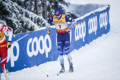 Varvasvaivainen Hakola jäi pois Lillehammerin maailmancupista, Vuorela tilalle