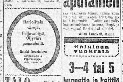 Vanha Kaleva: Pyhäjoelle uusi auto-osakeyhtiö, yhteydet paranevat