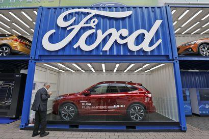 Hybridimallit ohittivat dieselit: Ford Kuga osoittaa, miksi näin on käynyt – sympaattinen auto kulkee yli 50 kilometriä pelkällä sähköllä