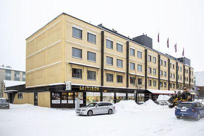 City-Hotelli saa poiketa kaavasta – Mikael Gröhnille lupa rakentaa yhdeksänkerroksinen hotelli Rovaniemelle
