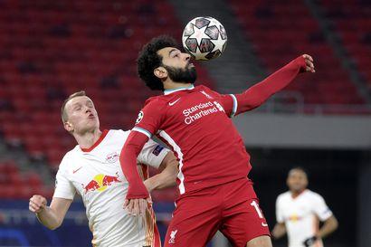 Liverpool puhalsi uutta henkeä vaisuun talveensa – varma jatkopaikka Leipzigin kustannuksella