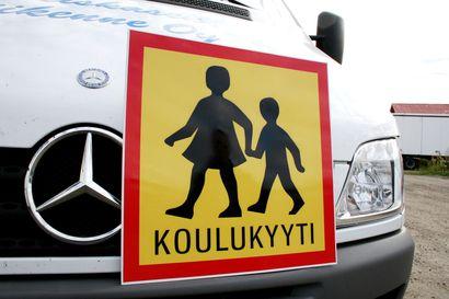 Susikellot koululaisten turvaksi – kyyti myös odottelee Jylhänrannantiellä ja Keräläntiellä