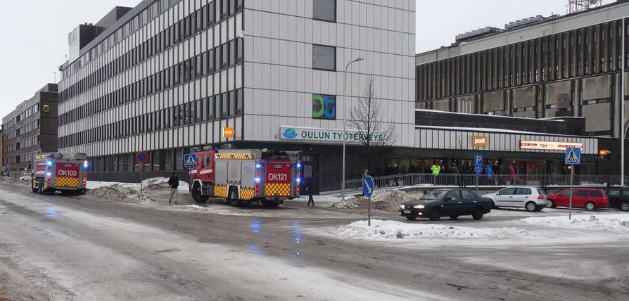 Oulu Pääposti