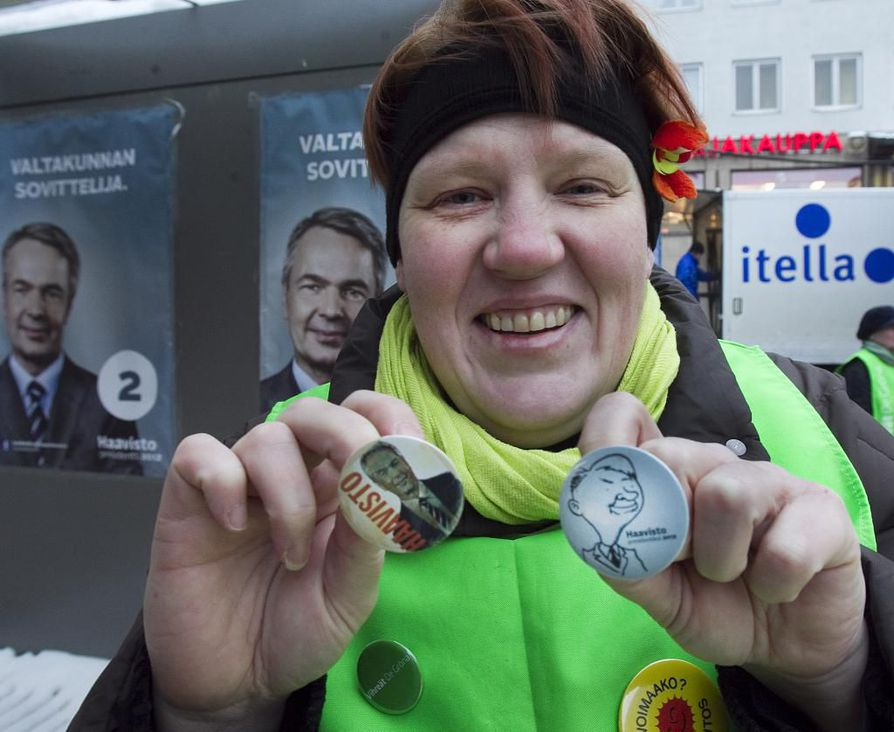 Vihreiden kempeleläinen eduskuntavaaliehdokas Paula Pohjanrinne herätti joissakin lukijoissa  hämmennystä kommentillaan Kalevan vaalikoneessa.