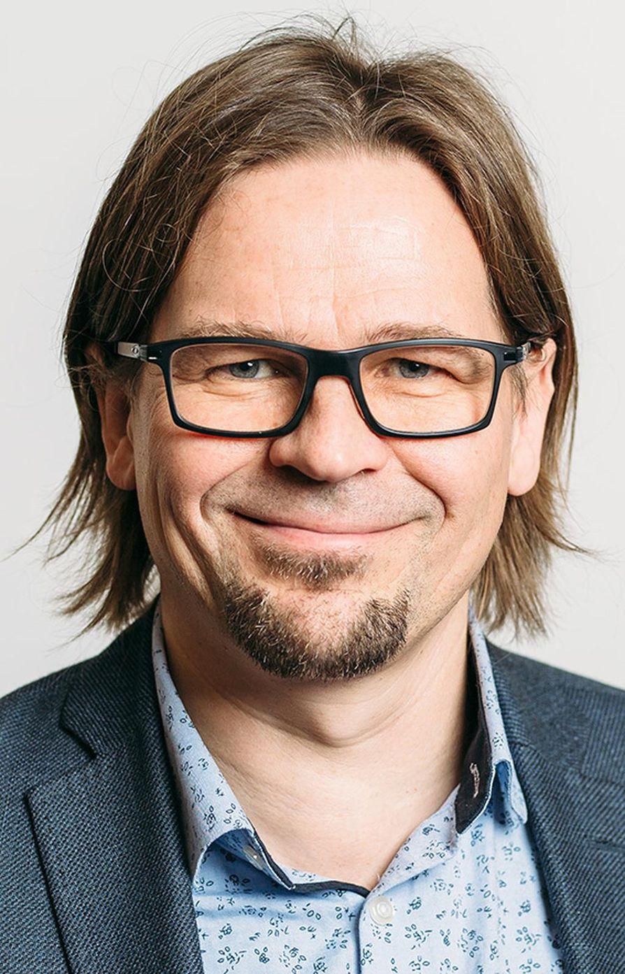Arto K. Ahonen.