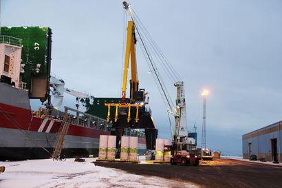 YIT tekee Ajoksen uuden laiturin ja Wasa Dredging ruoppaa satama-altaan – Kemin Satama valitsi laajennuksen tekijät