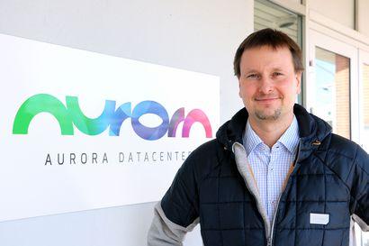 Oululaisen datakeskusyhtiön toimitusjohtaja Petri Hyyppä näki ennen muita kriisin tulevan, kun tilaukset Kiinasta alkoivat viivästyä