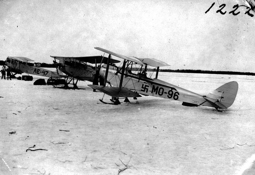 Kuvahaun tulos haulle ilmavoimat 1918