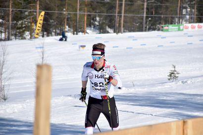 Posion Kaamoshiihtoihin 100 hiihtäjää