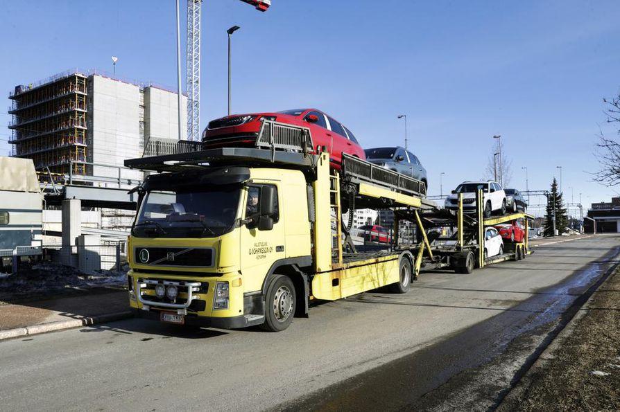 Autojuna Oulu
