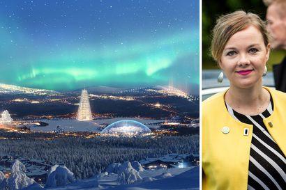 """Ministeri Katri Kulmuni pitää Joulupukin valtion miljardisuunnitelmia mielenkiintoisina: """"Olen valmis dialogiin"""""""