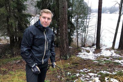 """Myrskylän kunnanjohtaja, raahelaislähtöinen Sam Vuorinen: """"Rantojen kehittäminen on Raahelle iso, hiomaton timantti"""""""