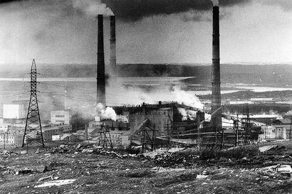 Rikkipäästöt hävisivät kokonaan Lapista keväällä, kun Petsamon ja Kuolan sulatot suljettiin pysyvästi