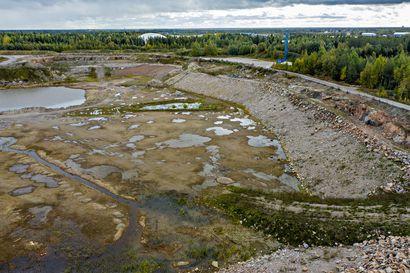 Kempeleeltä vaaditaan miljoonakorvauksia Linnakankaan louhosalueesta – Destian mukaan se on yksi Suomen suurimpia kiviainesalueita