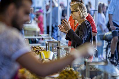 Eri maiden katuruoka täyttää Toriparkin yli viikoksi –venezuelalainen koju on tämän vuoden Street Food Fiestan uutuus
