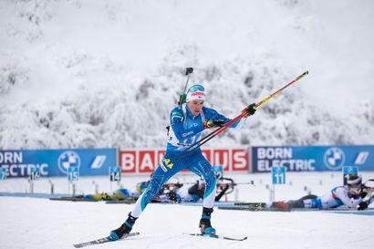 Tero Seppälä 31. Oberhofin maailmancupissa