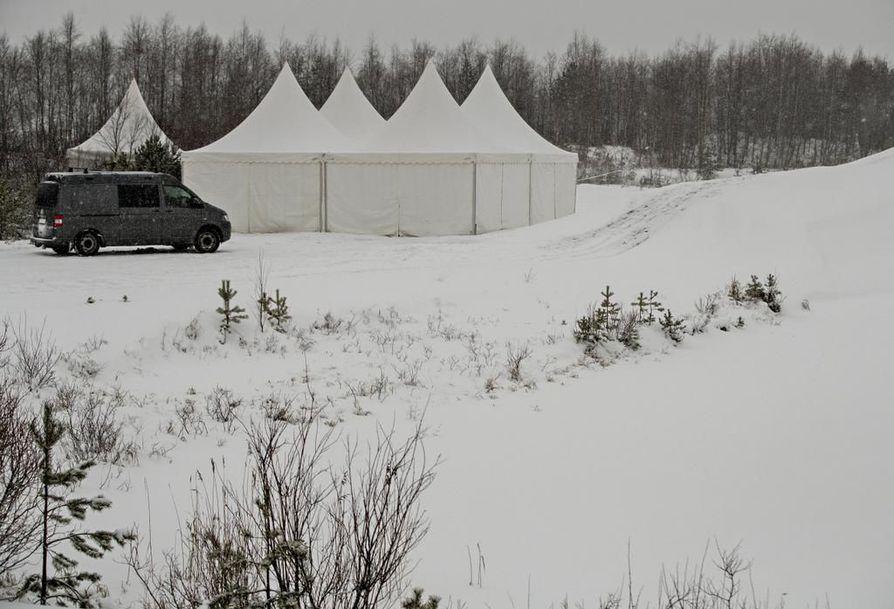 Poliisia kiinnostaa erityisesti havainnot epämääräisistä kulkijoista ja ajoneuvoista Oulun koillispuolisella maasto- ja soramonttualueella lokakuun aikana.