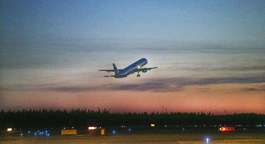 Finavian kiitotieremontti Oulun lentoasemalla alkaa toukokuussa.
