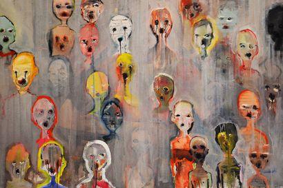 Näyttely: Ihminen katsoo itseään