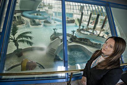 """Matkailujohtaja uskoo kylpylähotelli Edenin jatkoon – """"Tästä voi seurata hyviä uusia tuulia"""""""