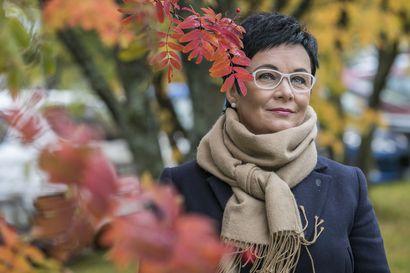 Keskustan kansanedustajaehdokkaan puheita selvitetään taas – Yle: Apulaisoikeusasiamies tutkii Riikka Moilasen kielenkäyttöä
