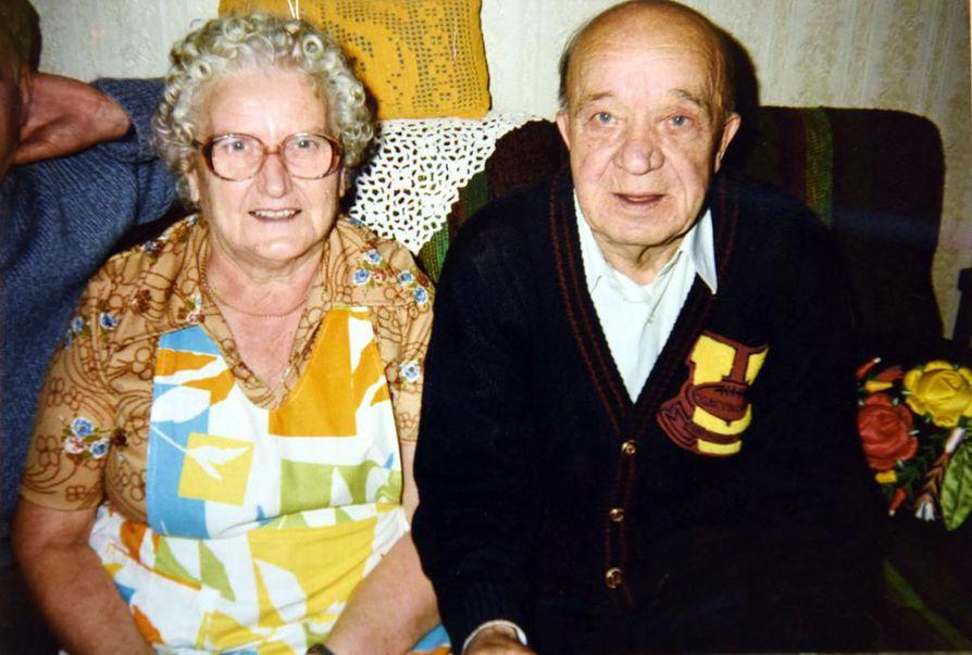 Risto Husa tapasi Antti ja Ida Rokan vuonna 1987.