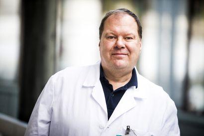 Rovaniemellä on voinut altistua koronalle useassa paikassa – Infektioylilääkäri Markku Broas painottaa koronatestien ja rokotusten tärkeyttä