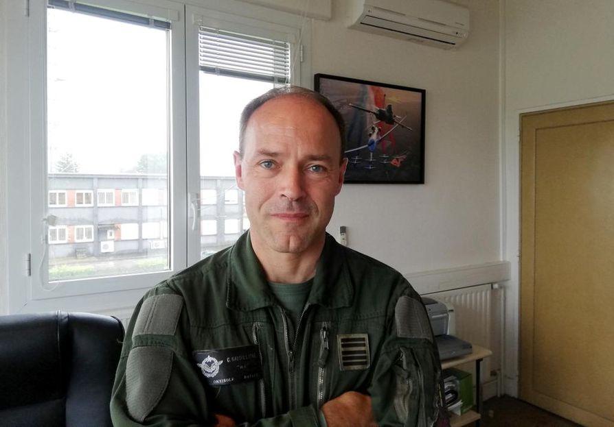 Eversti Cédric Gaudillière sanoo suoraan, että Belgian päätös ostaa hävittäjät Yhdysvalloista oli Ranskan näkökulmasta poliittinen virhe.