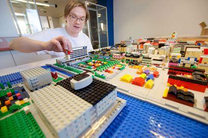 Palikoiden pauloissa – Legot eivät ole pelkkää lasten leikkiä