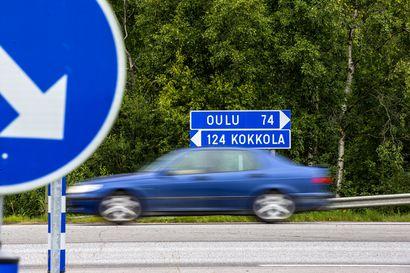 Vastaa kyselyyn: Raahen alueelle muuttanut, mikä on auttanut sinua kotiutumaan?